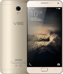 "Wholesale Lenovo Qwerty Android - Original Lenovo Vibe P1 5000mAh 4G LTE Snapdragon615 Octa Core 2GB RAM 16GB 5.5"" FHD 1920x1080P 13.0MP Android 5.1 Mobile Phones"
