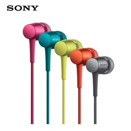 Wholesale Earphone Mic Remote High Quality - New hot High Quality In-Ear Wired Stereo Earphone headset Remote&Mic Earphone For IPHONE XIAOMI M2 For Samsung Galaxy with retail package