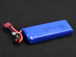 Wholesale Spare Part For Rc Car - Original 7.4V 2200mAh Battery for WLtoys K94910428 battery for RC Climbing Short Course Car Spare Parts accessories