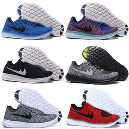 Wholesale Cheap Kids Winter Shoes - Cheap New Running Shoes Free RN 5.0 Men Sneakers High Quality Discount Walking FreeRun Run Sports Kids Athletic Shoes