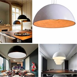 Wholesale Flos Italy - Italy Flos Skygarden Pendant Lamp White Black Golden Resin Lamp Air Garden Kitchen Restaurant Lighting Fixture 110V-240V Chandelier Light