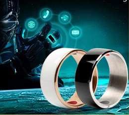 Wholesale Spy Smart - Smart Ring Nfc Android Bb Wp Smart Electronics Devices Intelligent Magic Hot Sale as Android Smart Watches Drones Spy 2016