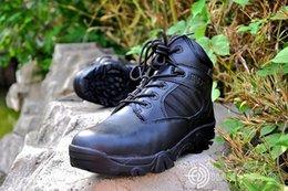 Wholesale Delta Military Boots - NEW Delta Tactical Boots,Military Desert Combat Boots Army boots Breathable Shoes BLACK,EUR SIZE 39-45