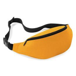 Wholesale Travel Belt Box - 2016 New fashion Unisex Running Bum Bag Travel Handy Hiking Sport Waist Belt Zip Fanny Pack tactical bag fanny pack military