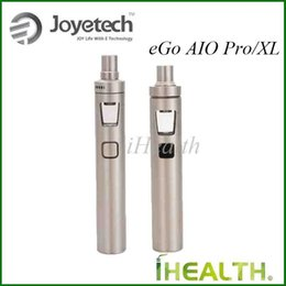 Wholesale Ego Pro Kit - Joyetech eGo AIO Pro Kit 2300mah Battery 4ml Tank Caapcity eGo AIO D22 XL Kit 2300mah Battery 3.5ml Tank Capacity 100% Original