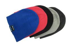 Оптовая новая мода Шапочка Hat Cap беспроводная связь Bluetooth наушники смарт-гарнитура наушники динамик микрофон зима Спорт на открытом воздухе стерео музыка Hat supplier speaker cap от Поставщики колпачок