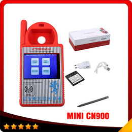 Wholesale new toyota smart key - 2016 New Arrival Smart CN900 Mini Transponder Key Programmer Mini CN900 Support Online Update free shipping