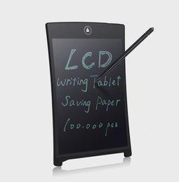 Utiliser le conseil en Ligne-Le tableau d'écriture LCD Mini de 8,5 po avec tableau d'écriture peut être utilisé comme tableau blanc Tableau d'affichage sans papier