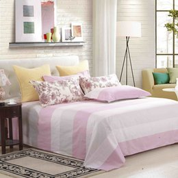 Wholesale Cotton Comforter Sets Queen Sale - On Sale Bedding Set Red Peony Bedclothes 100% Cotton New Year Gift for Family Bed Linen Home 4Pcs Twin Full Queen King