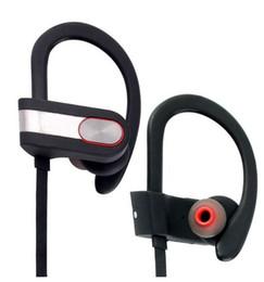 2019 cuffia q7 2.0 canali senza fili Bluetooth 4.1 auricolari con gancio auricolare Sport Cuffie stereo per telefono cellulare mp3 chiamata vivavoce chiamata vocali Q7 sconti cuffia q7