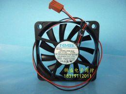 Wholesale Fan Drive - Wholesale: genuine NMB 2404KL-04W-B40 6010 12V 0.25A 2 line double cooling fan
