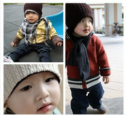 Wholesale Mj Hats - baby MJ cap children's hats kids Hat toddler caps Baby hats Bread twist Two-sided Caps & Hats