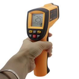 Thermomètre pointeur infrarouge laser numérique DHL 20PCS GM900 sans contact 50 -900 degrés (Couleur: rouge) ? partir de fabricateur
