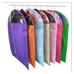 Wholesale Garment Protector Bags - Free shipping Multi-colors dress dust cover Garment dust cover Suit dust Cover Dustproof Storage Protector storage bag
