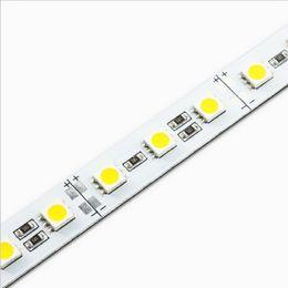Wholesale Show Strip - Wholesale-100pcs led bar strip light SMD 5050 72leds meter led rigid lights for Counter lighting show case commercial decoration