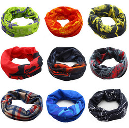 Wholesale Wholesale Cycling Bikes - 100% Polyester Microfiber Fishing Bandana Seamless Tubular Bandana Bike Neck Tube Scarf 24*49cm Cycling Headband Deportivas
