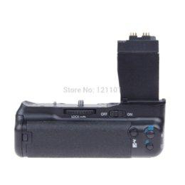 Wholesale Battery Grip T4i - BG-E8 BGE8 Multi-Power Battery Pack Grip For Canon EOS 600D 550D 650D 700D Rebel T2i T3i T4i SLR Camera
