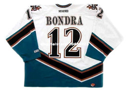 Wholesale cheap hockey jerseys washington - wholesale custom Throwback Mens PETER BONDRA Washington Capitals 1998 CCM Vintage Home Cheap Retro Hockey Jersey