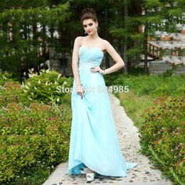Wholesale Sexy Party Dresses New Arrival - New Arrival Prom Dresses 2016 Sexy Sweetheart Beading Best Selling Bandage Prom Party Gowns Real Photos Chiffon A Line Dress