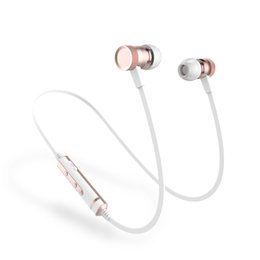 Wholesale Connect Bluetooth - Sound Intone H6 In-ear Bluetooth Earphone with Mic,Wireless Sport Running Earbuds,Can Connect with 2pcs Bluetooth Smart phones