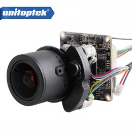 Wholesale Ip Optical - 53H20AF IMX322+Hi3516 Network HD 1080P IP Camera Motorized 4X Optical Zoom,With 2.8-12mm Lens,IP Camera Module CMS Mobile P2P View