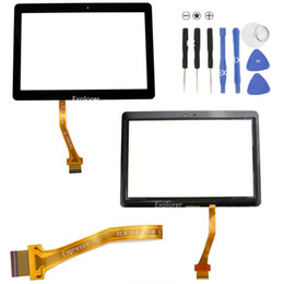 Wholesale Original Replacement Screen Glass - Original Touch Screen for Samsung Galaxy Tab 2 10.1 P5100 P5110 P5113 N8000 N8010 P7500 P7510 With Digitizer Glass Panel Replacement Parts