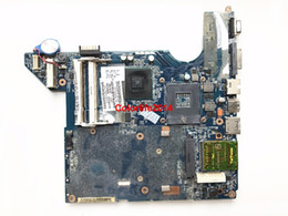 Wholesale Dv4 Motherboard - For HP DV4 DV4T DV4-1000 DV4T-1100 JAL50 LA-4101P DDR2 486724-001 Laptop Motherboard Mainboard Working perfect