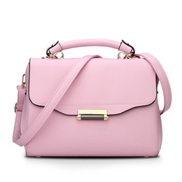 Wholesale Cheap Designer Totes - Korean Fresh Fashion sunshine crossbody bags ladies leather shoulder handbags small tote bags designer handbags for cheap