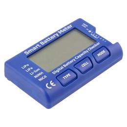 2019 aa embalagem da bateria 5 em 1 medidor de bateria esperta com o verificador da descarga PPM do equilíbrio