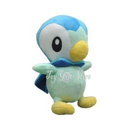 """Wholesale free stuffed animals - Free Shipping Piplup 7"""" 17.8cm Plush Doll Stuffed Toy New Gifts"""