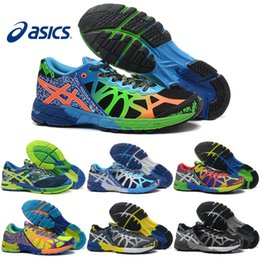 Wholesale Flat Walking Shoes For Men - Asics Gel-Noosa TRI 9 IX Running Shoes For Men High Training 2016 New Lightweight Walking Sport Shoes Size 7-11 Free Shipping