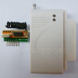 allarme antifurto casa Sconti DC 5V WIRELESS Door Windown Sensor HOUSE BURGLAR Arduino MCU Relay Control Alarm