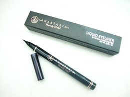Wholesale Wholesale Priced Makeup - DHL free shipping lowest price HOT New Arrivals makeup liquid eyeliner black color 2g