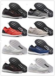 Wholesale Barefoot Trainers - 2017 Ultra Boost Uncaged Women & Men Running Shoes Outdoor Barefoot Femme & Homme Trainer Walking Sneakers Size 36-45 Eur