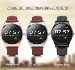 apro reloj inteligente Rebajas RWATCH R11 Reloj inteligente Infrarrojo Control remoto Llamadas de frecuencia cardíaca / SMS sedentarios