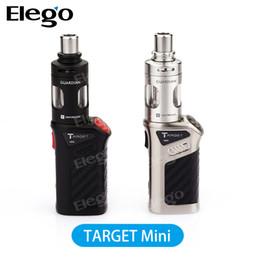 Wholesale Pico Battery - Original Vaporesso TARGET Mini Kit 40W with 2.5ml Target Mini Tank 1400mAh battery VS Eleaf iStick Pico Kit DHL Free Shipping