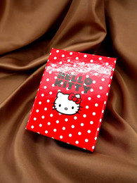 2019 olá kitty caixas de presente [Simples Sete] Olá Kitty Adorável Colar Caixa / Broche Festival Carrying / Display Brinco Vermelho / Presente Pulseira Caixa De Jóias olá kitty caixas de presente barato