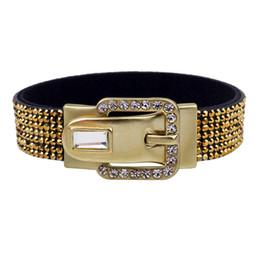 Wholesale Diamond Trinkets - Original features trinkets bracelet with magnetic buckle accessories glass bracelet