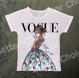 Wholesale Retro Dolman Dress - Track Ship+New Vintage Retro T-shirt Top Tee Flower Dressed Fashion Lady Thin Back Girl Model 0950