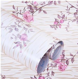 Wholesale Design Paper Pads - 2016 new Self-adhesive PVC wallpaper printing Waterproof moisture-proof pad of paper drawer cabinet table sticker factory wholesale spot