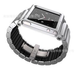 Wholesale Iwatchz Wrist - Cheap iWatchz Elemental Collection Wrist Strap Watch Band for iPod Nano 6th