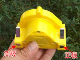 Wholesale Cleaner Production - 1pcs Mini vacuum cleaner sweeping robot vacuum cleaner motor DC fan motor 500 DIY production