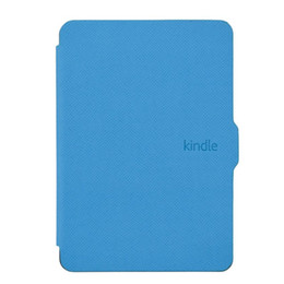Wholesale Magnetic Films - Wholesale-DEL Smart Ultra Slim Magnetic Case Cover For Kindle Paperwhite+Screen film FEB24
