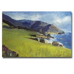 Wholesale Acrylic Painting Landscape - KG Art Decor Handmade Oil Paintings Wall Art on Canvas Unframed Acrylic Painting Decoration for Christmas Landscape Painting