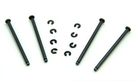 Wholesale Wire Shaft - Parrot AR Drone 1.0 and 2.0 Shaft Set Main Shaft and C-Clips Spare Parts
