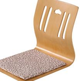 Wholesale Tatami Floor Seat Zaisu Chair - (4pcs lot) Floor Chair Tatami Japanese Zaisu Asian Legless Sitting Seat Comfortable