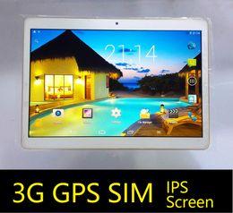Wholesale Tablette Bluetooth Gps - 9.6 inch MTK6582 IPS 1280*800 Screen Quad Core 1GB 16GB Tablette Dual SIM 3G Bluetooth GPS WIFI Tablet PC 10.1 inch