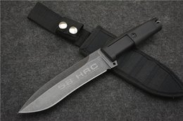 Wholesale Strider Fixed - EXTREMA RATIODobermann IV Classic 7CR17mov Blade 58HRC Handle camping outdoor gear EDC tools knife free shipping