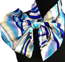 Lenços uniformes on-line-Variedade Magia lenços banco cachecol aeromoça pequenas unidades de uniformes de trabalho feminino menina cachecóis para as mulheres