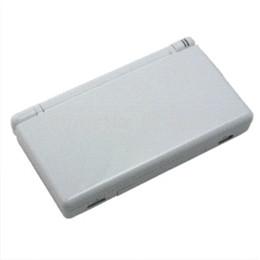 Wholesale Nintendo Ds Housing Shell - White Full Repair Parts Replacement Housing Shell Case Kit for Nintendo DS Lite NDSL kit tv